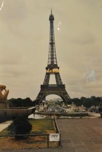 Torre Eiffel - (Parigi)