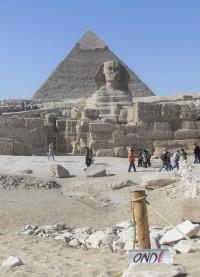 Piramidi di Gizah (Egitto)