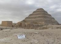 Sakkara (Piramide di Zoser, Egitto)