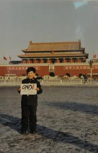 Piazza Tienanmen - (Pechino)