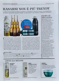 Pagina dell'articolo Corriere della Sera